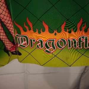 "Men's size L ""Dragonfly Clothing Company "" Shirt"
